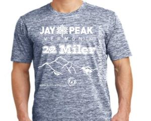 22 miler shirt