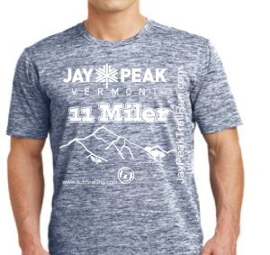 11 miler shirt